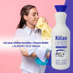 Kolan- Laundry Eco Wash Detergent