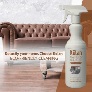 Kolan- Leather & Upholstery Cleaner