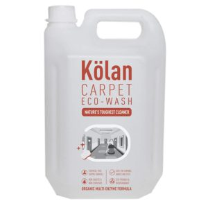 Kolan Organic Enzyme Based Biodegradable Carpet Eco - Wash 5L Can