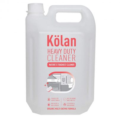 Kolan Organic Enzyme Based Biodegradable Heavy Duty Cleaner 5L Can