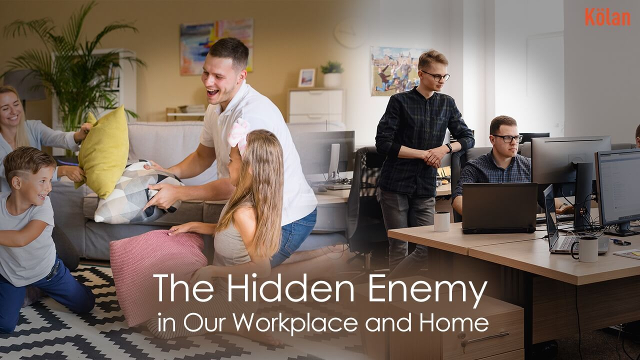 The Hidden Enemy in Our Workplace and Home | Indoor Air Quality