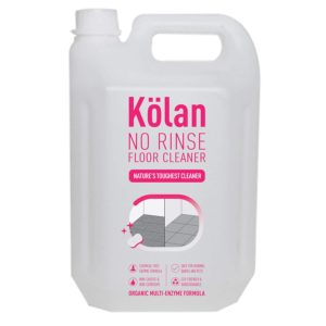 Kolan Organic Enzyme Based Biodegradable No Rinse Floor Cleaner 5L Can